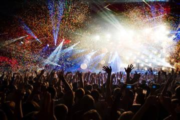 Prevención de riesgos laborales en los conciertos y espectáculos musicales