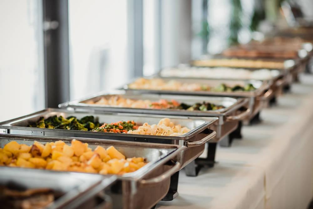 Elegir servicio de catering para una sala de conciertos