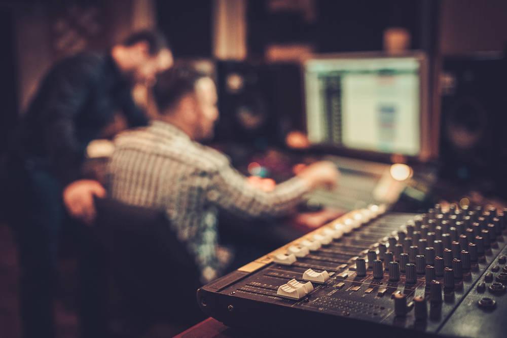 Los 5 componentes de un estudio de grabación casero