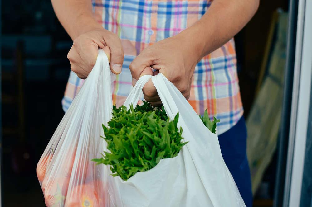 La educación medioambiental y las bolsas de plástico