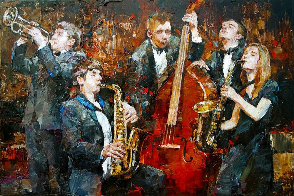 Pintura y música, dos artes más que conectadas